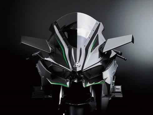 カワサキ「Ninja H2R」2015年モデル