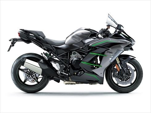 カワサキ「Ninja H2 SX SE」