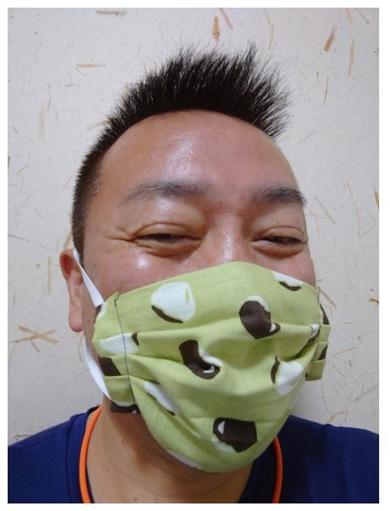 林家たい平 新型コロナ マスク 手作り 父 テーラー