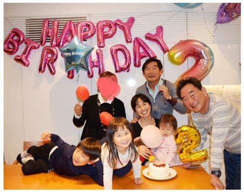 東尾理子 子供 娘 石田純一 誕生日 新型コロナ