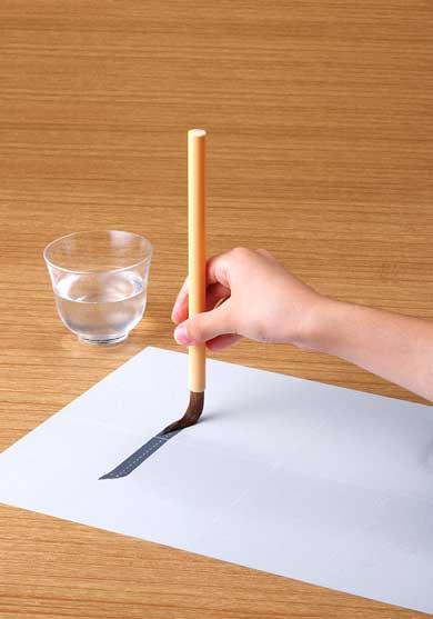 パイロット 水書きお習字練習シート 水書用紙