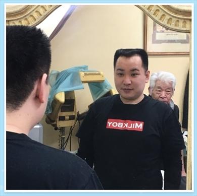 ミルクボーイ 内海崇 角刈り 自粛 プロムナード 大阪 新型コロナウイルス ブログ