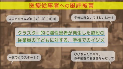 医師会メッセージ動画