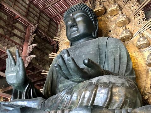 盧舎那仏像