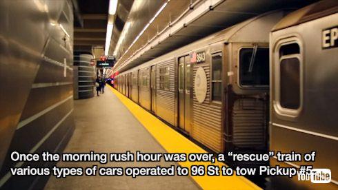 海外 YouTube 鉄道 アメリカ ニューヨーク 地下鉄 東急 南海 救援 故障