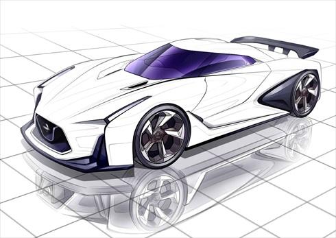 コンセプト 2020 Vision Gran Turismo