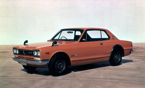 スカイラインGT-R(KPCG10型)