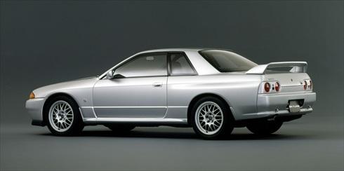 スカイラインGT-R(R32型)