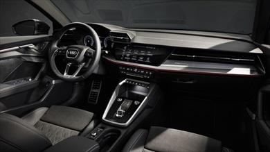 アウディ「A3 Sedan」のインテリア