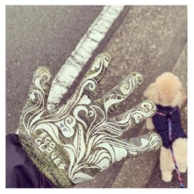 矢田亜希子 手袋 ハンドケア 美容 美意識