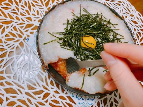 ふんわり山芋の鉄板焼 とりき 鳥貴族 ねとめし