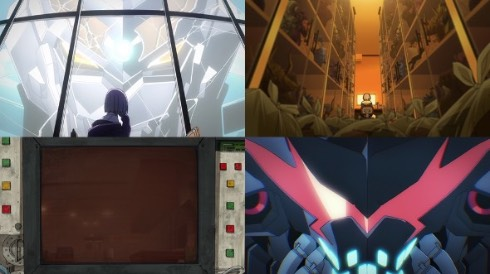 Stay At Home With ULTRAMAN 「SSSS.GRIDMAN」 背景壁紙