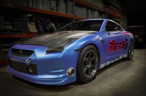 3000馬力 GT-R ゼロヨン