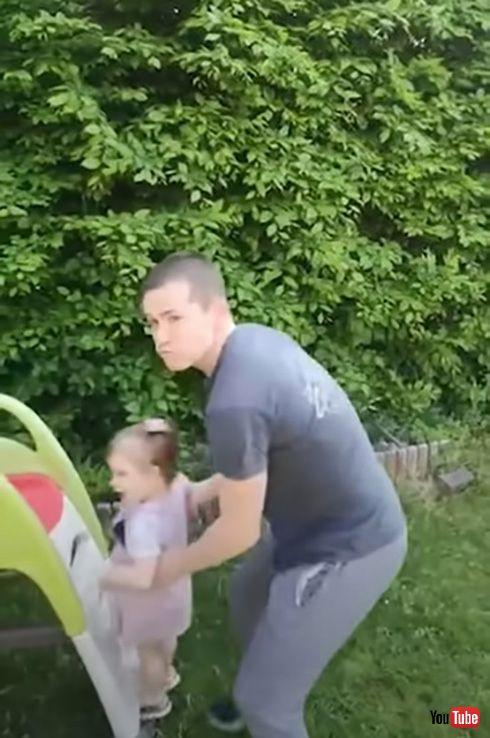 「子供の回転キック」「消毒してからパンチ」 スタントマンが自粛しながら戦うリレー動画