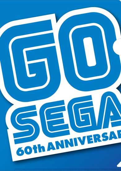 セガ設立60周年 記念フレーム切手 郵便局 セガハード ロゴ
