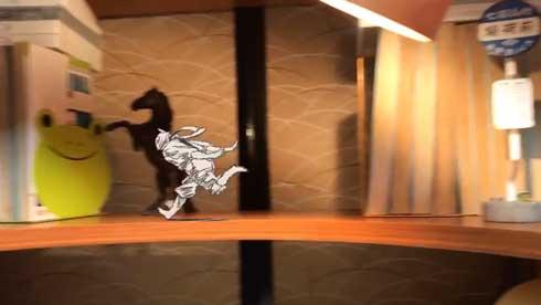 机で逃げ回る 作画忍者 アニメーション アニメーター 高橋優也