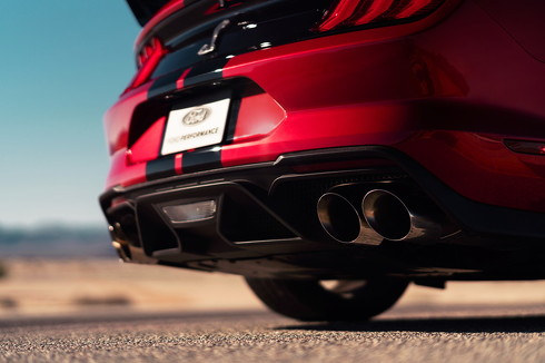 シェルビー マスタング GT500