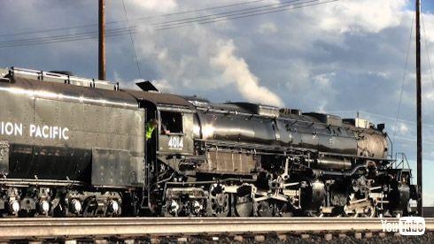 海外 鉄道 蒸気機関車 SL YouTube ビッグボーイ アメリカ