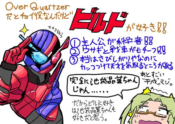 マシーナリー≪◆color=orange◇とも子:◆≫仮面ライダージオウ Over Quartzer