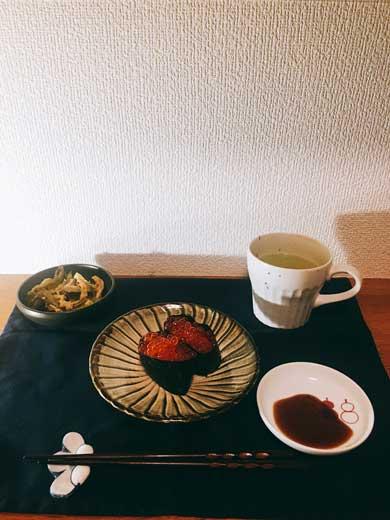 同棲中 彼氏 寿司屋 誕生日 プロポーズ ISHI カップル 自宅