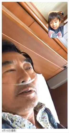 石田純一 COVID-19 新型コロナウイルス感染症 肺炎 退院 沖縄 入院 ブログ 東尾理子