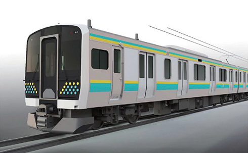 JR 東日本 千葉 外房線 内房線 鹿島線 新型車両 E131