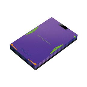 ポータブルHDD 1TBタイプ『初号機モデル』