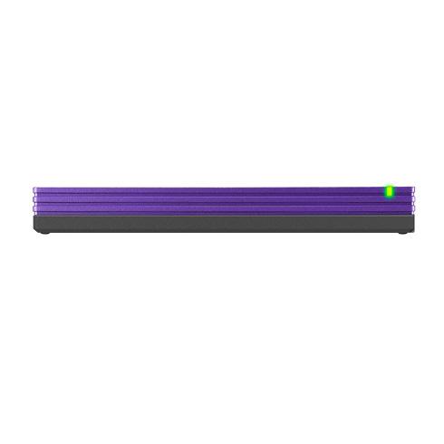 ポータブルHDD 1TBタイプ『初号機モデル』・側面