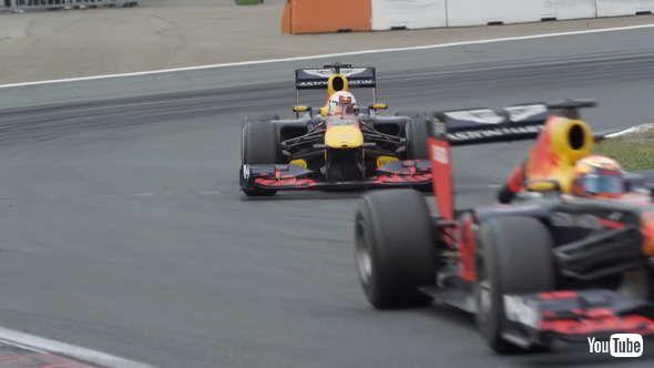 レッドブル F1 オランダ