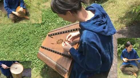 時の回廊 イラン ヨーロッパ 楽器 弾いてみた クロノ・トリガー 演奏