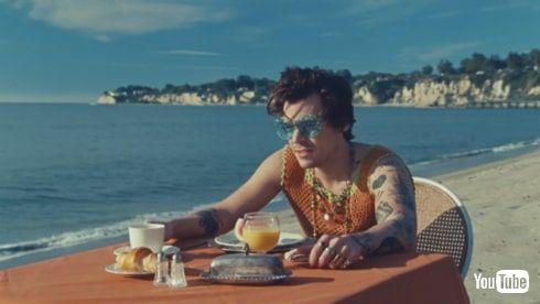 Harry Styles YouTube ハリー・スタイルズ Watermelon Sugar