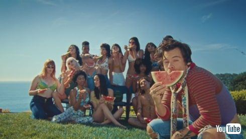 Harry Styles YouTube
