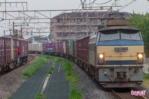 海外 鉄道 YouTube 貨物 ロシア ヤード 武蔵野線 突放 京都鉄道博物館