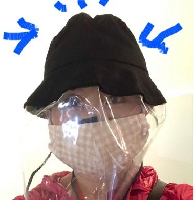 キンタロー。 マスク フェイスシールド