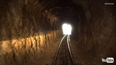 海外 鉄道 ギリシャ 登山 ラック式 アプト式 勾配 ナローゲージ