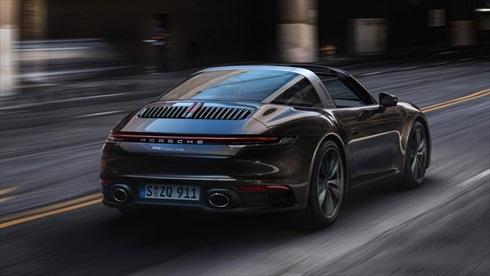 ポルシェ「911 タルガ4S」