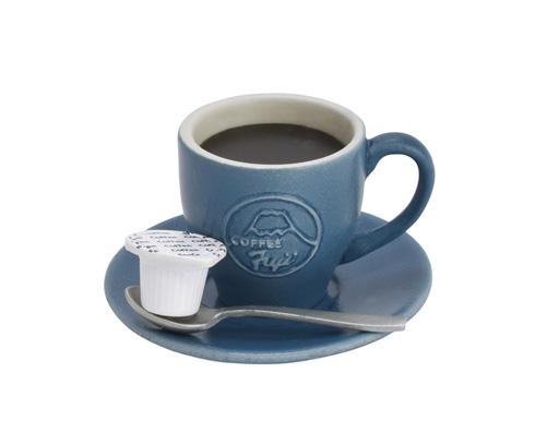 純喫茶 ミニチュアコレクション・新橋「喫茶フジ」/ブレンドコーヒー