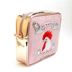 チキン缶のポシェット・側面