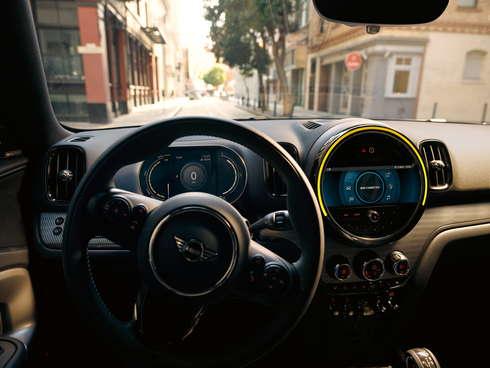 BMW MINI クロスオーバー
