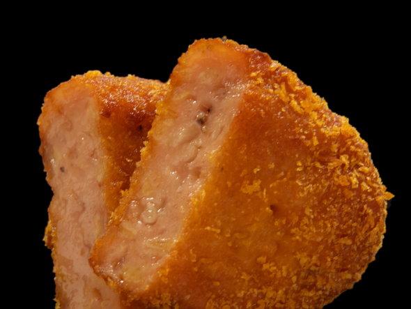 肉味お魚カツ すり身 魚肉練り製品 ハムカツ カネテツデリカフーズ ほぼうなぎ