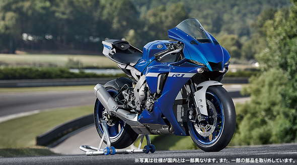 ヤマハ YZF-R1 YZF-R1M