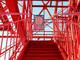 東京タワーが営業再開 感染症対策で約600段の外階段が開放され「神羅ビルごっこしたい」「FFVIIで見た」と話題