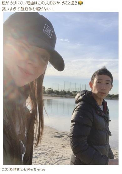 山川恵里佳 夫婦 妻 夫 モンキッキー