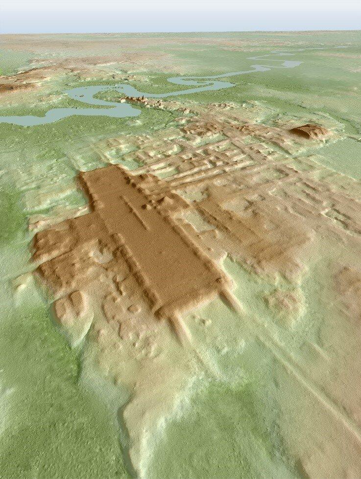 マヤ文明で最大最古の建造物発見 人々が参加する共同体の祭祀の場