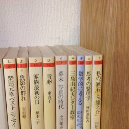 文庫 本 横読み 誕生日 メッセージ 古本屋