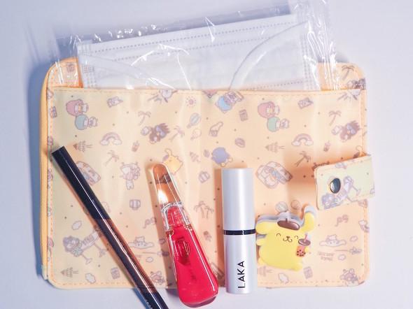 サンリオキャラクター トラベル文具シリーズ