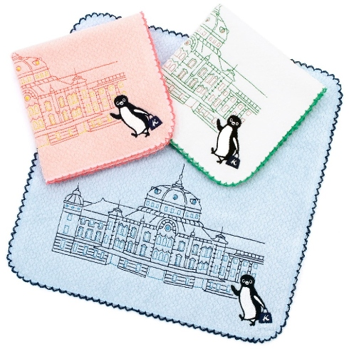 Suicaペンギンデザインの新作アイテム