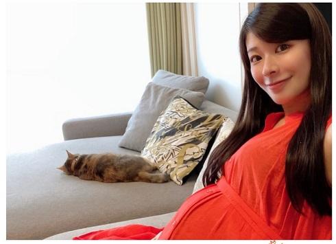 八田亜矢子 妊娠 出産