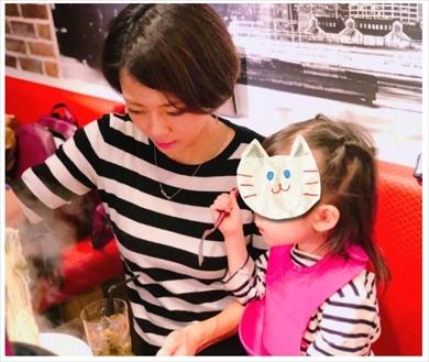 大和田美帆 子ども 娘 岡江久美子 ブログ 新型コロナ 肺炎
