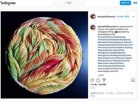 カラフルで芸術的なパイが視覚を刺激する 緻密な幾何学模様がかわいくて知的